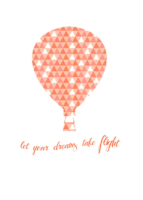 Dreams Take Flight Print
