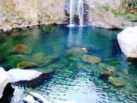 maesano waterfall